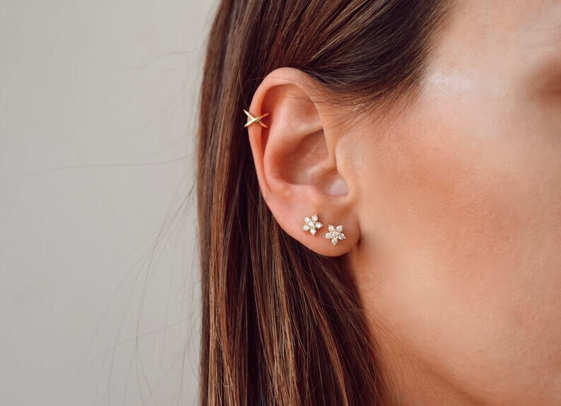 Mini Matilde Earrings