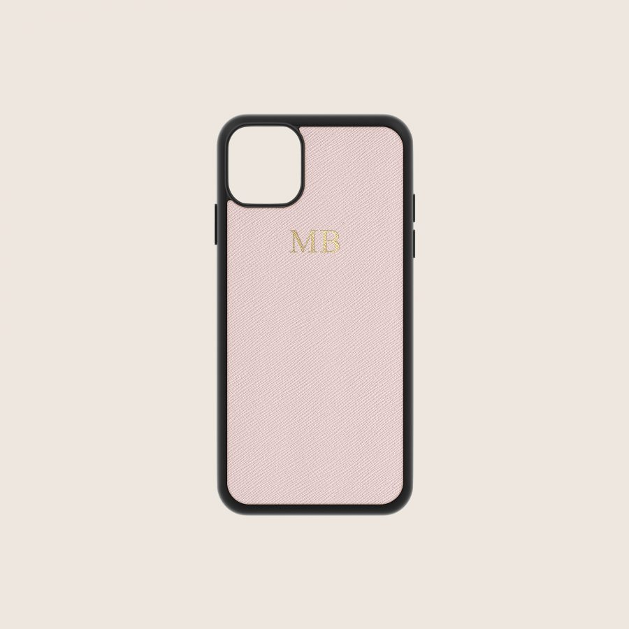SAFFIANO LIGHT PINK (iPhone 12/ 12 Pro)