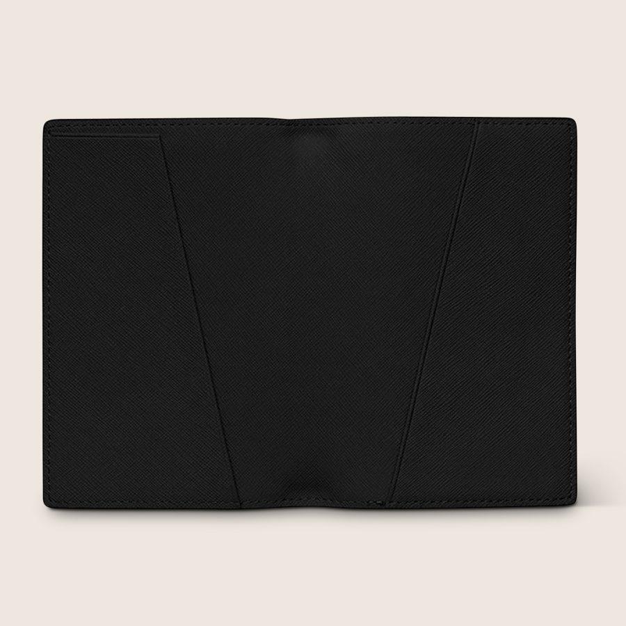 Carteira Passaporte Black
