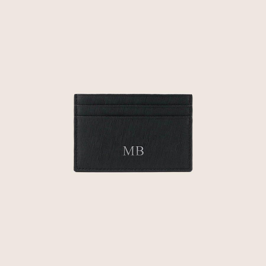 Porta-Cartões Personalizado Black