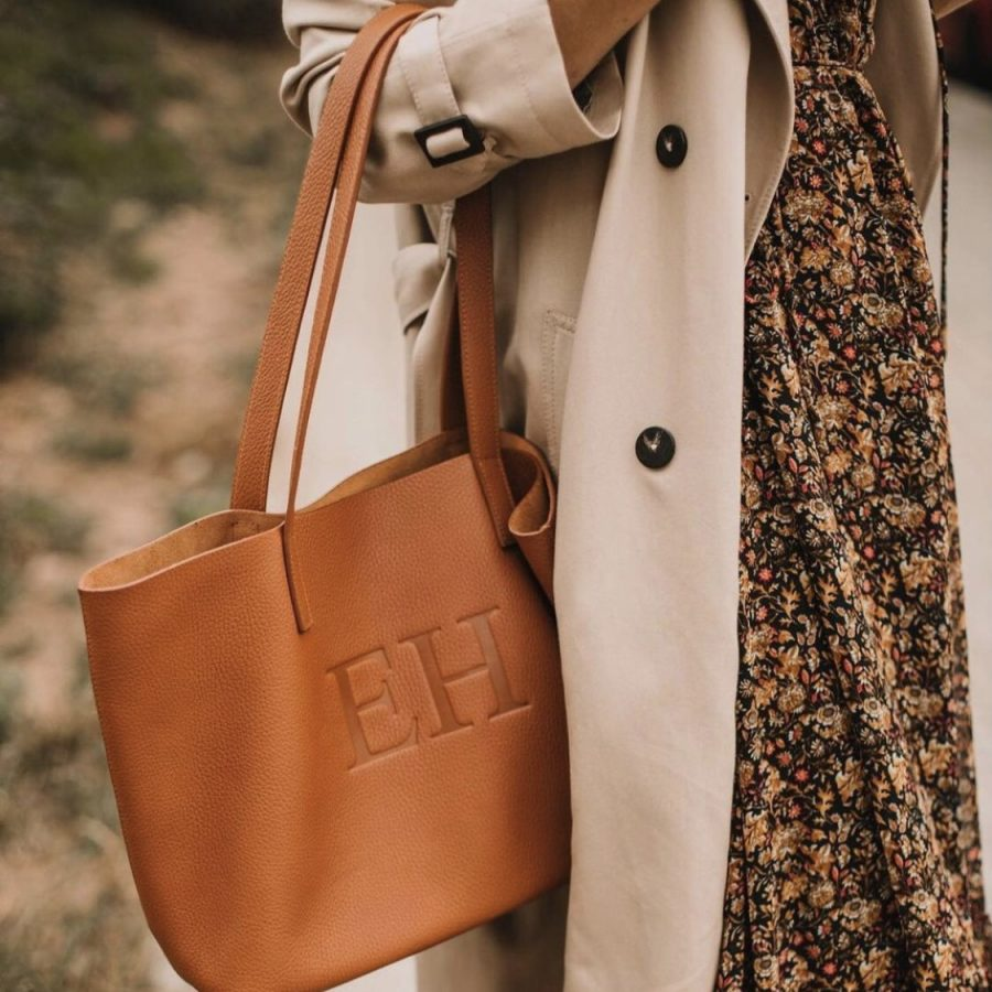 LOUISE BAG CAMEL