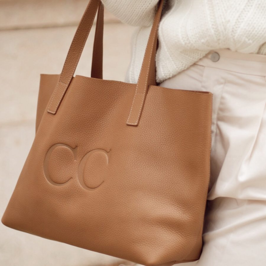 LOUISE BAG TAUPE