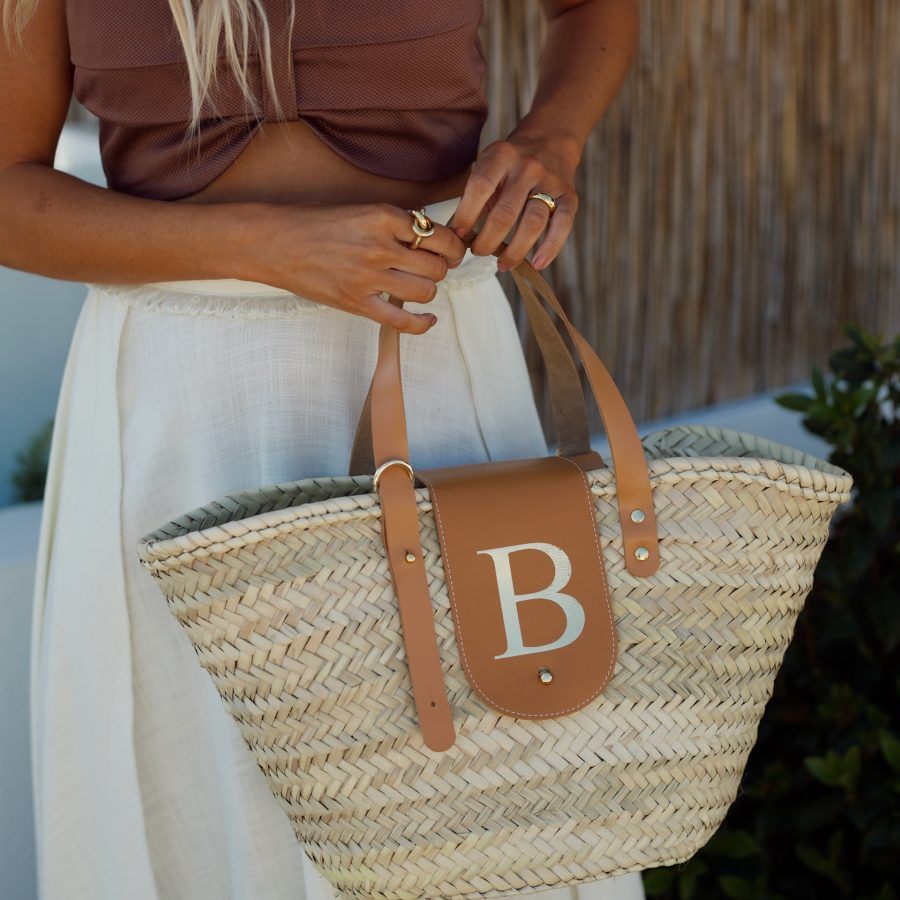 COMPORTA BASKET (Camel)