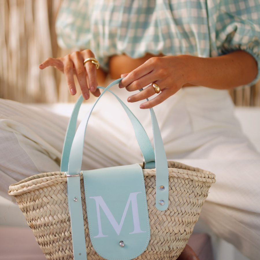 COMPORTA MINI BASKET (Azul)