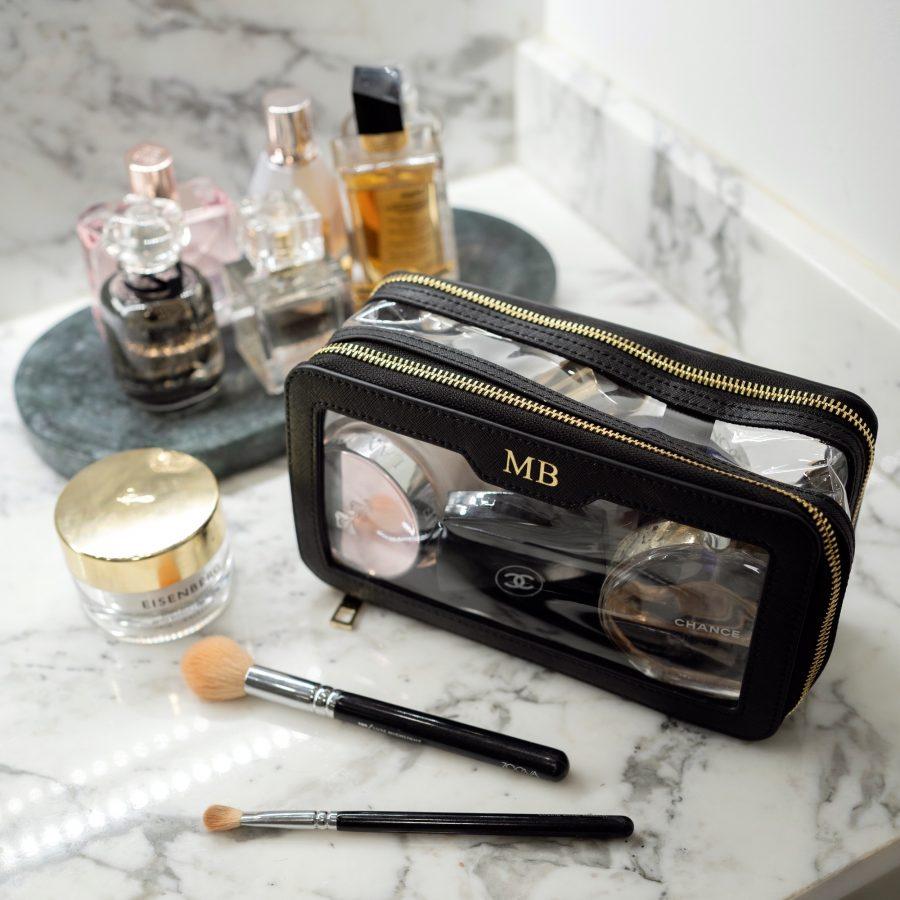 Make Up Bag Black